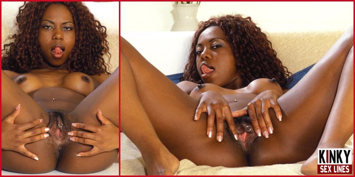 Kinky Black MILFs Online