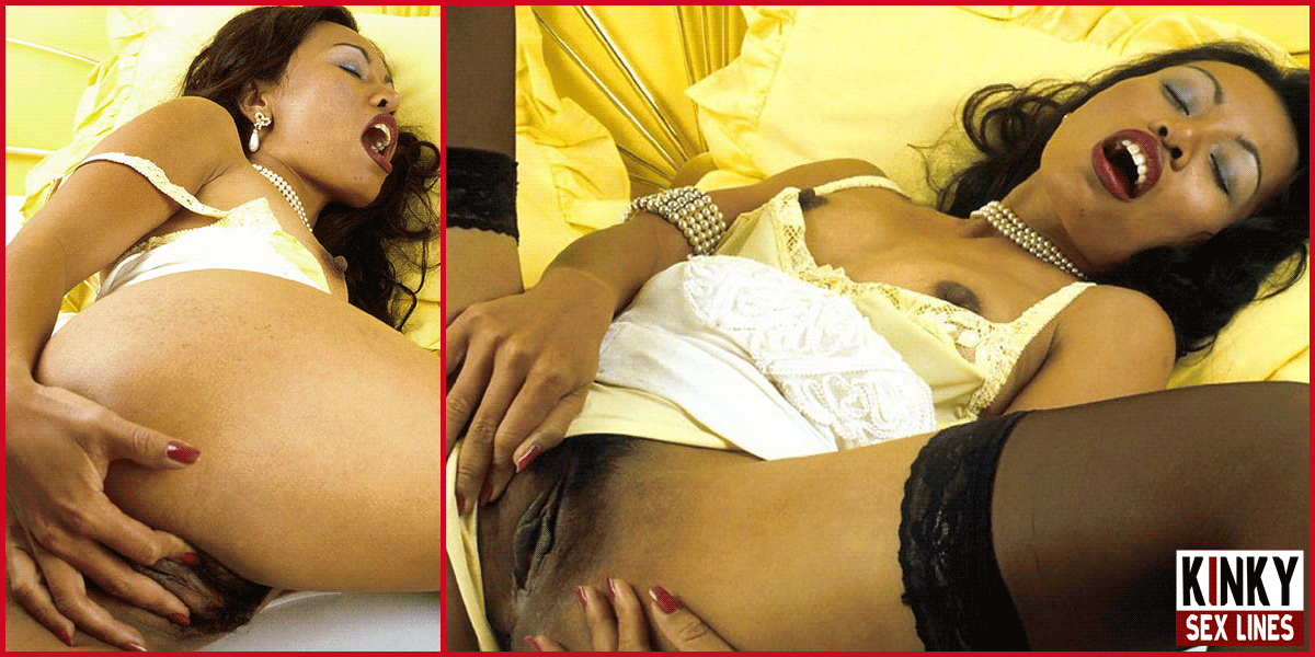 Submissive Asian Babes On The Phone